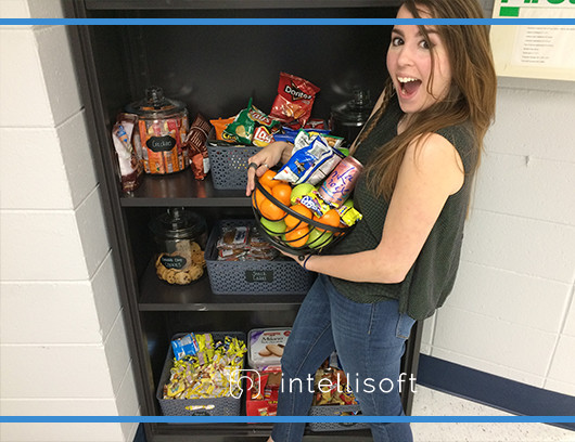 Intellisnacks: One More Way That Intellisoft Stays Ahead Of The Competition